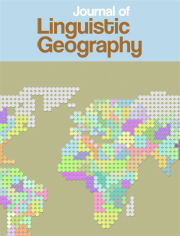 Journal of Linguistic Geography